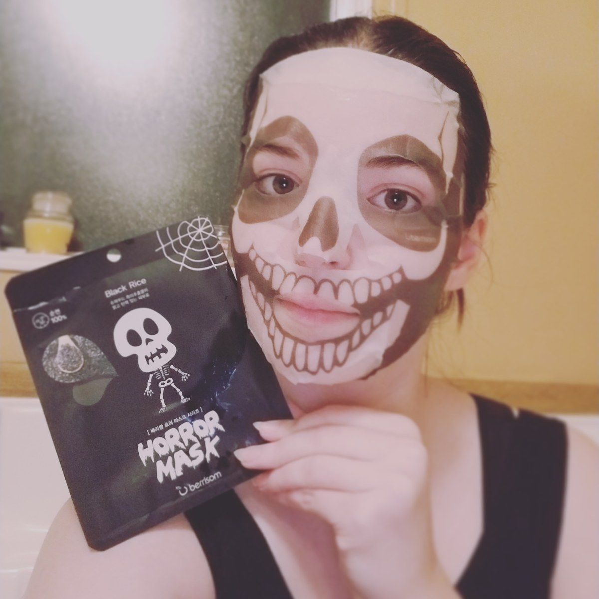 Skeleton Sheet Masks