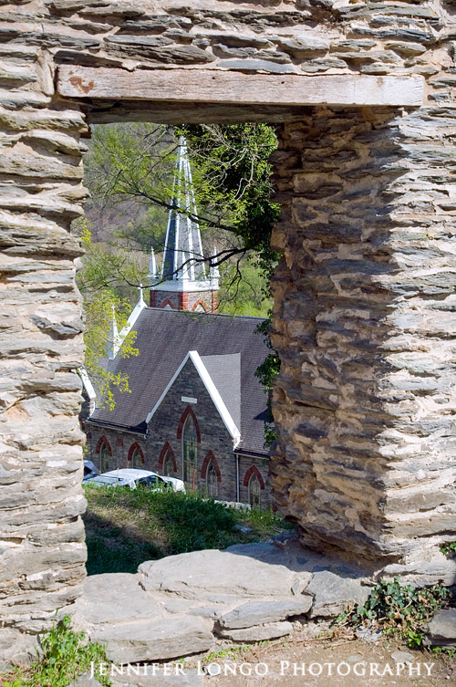 Harper's Ferry, WV Steeple