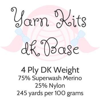 Yarn Kits - DK Base