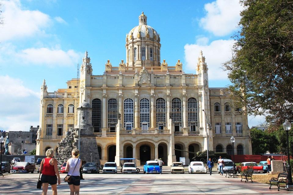 Cuba Havana Travel