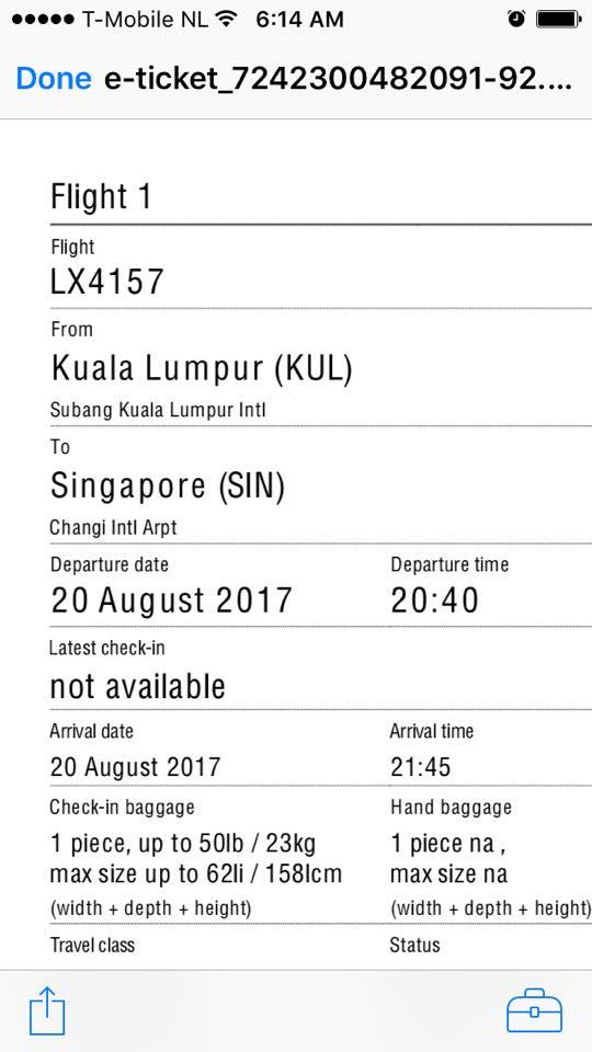 airline dispute mavcom