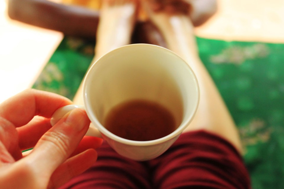 herbal tea with foot massage in sri lanka lonely planet hottest destination 2019