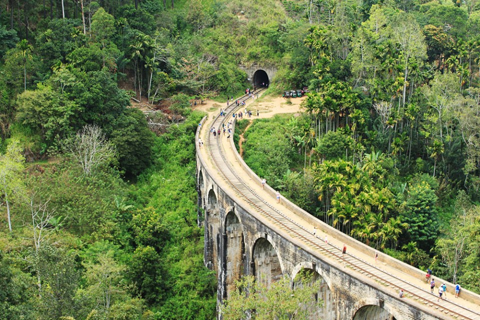 ella 9 arch bridge sri lanka lonely planet hottest destination 2019