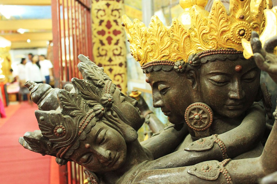 buddha temple colombo lonely planet destination