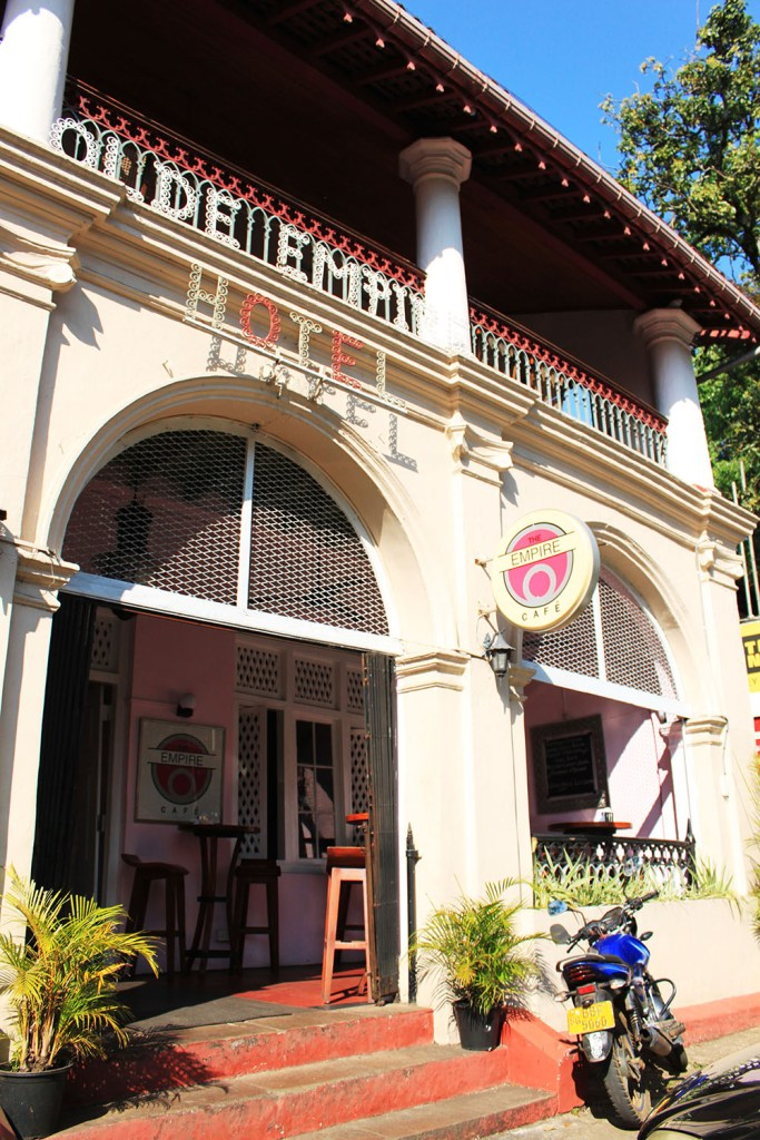 the empire cafe pink design near tempe of tooth relic sri lanka