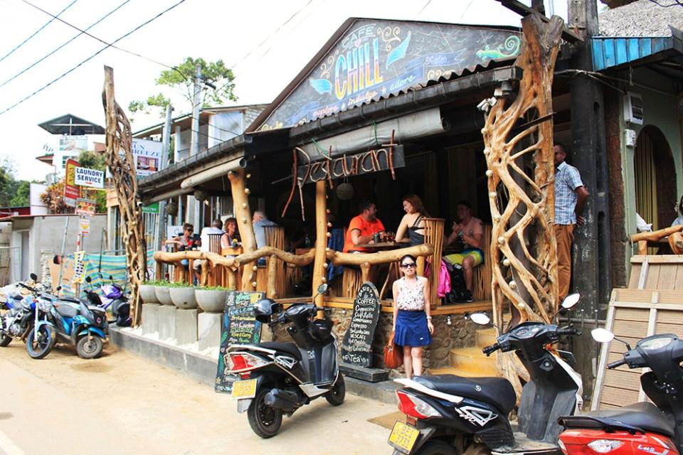 cafe chill popular cafe in ella sri lanka