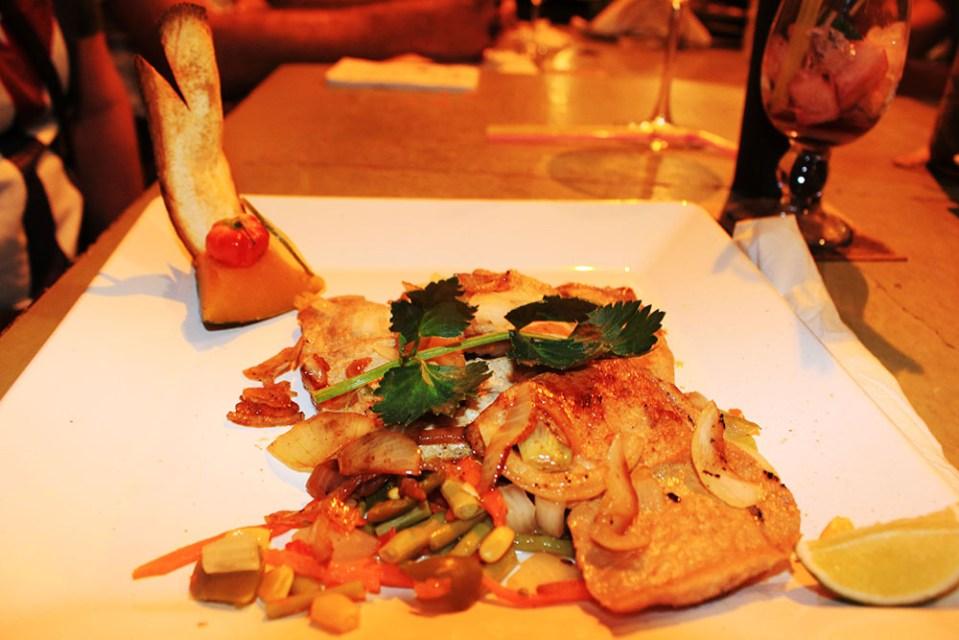 Chachon 162 food guide Havana Cuba