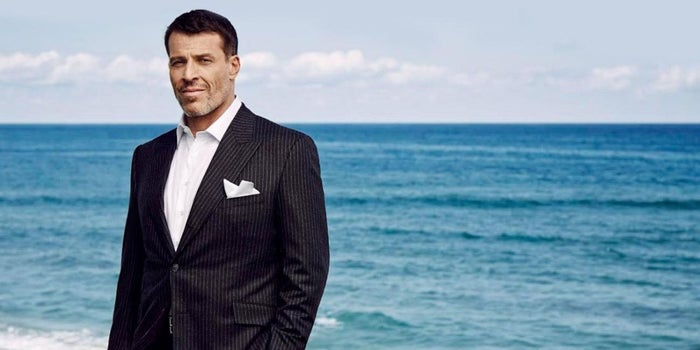 Tony Robbins' Investing Rules of Thumb, simplified