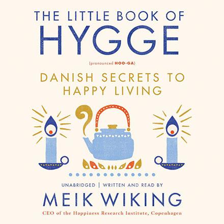 The Little Book of Hygge by Meik Wiking, Digital Detox Trip in the City