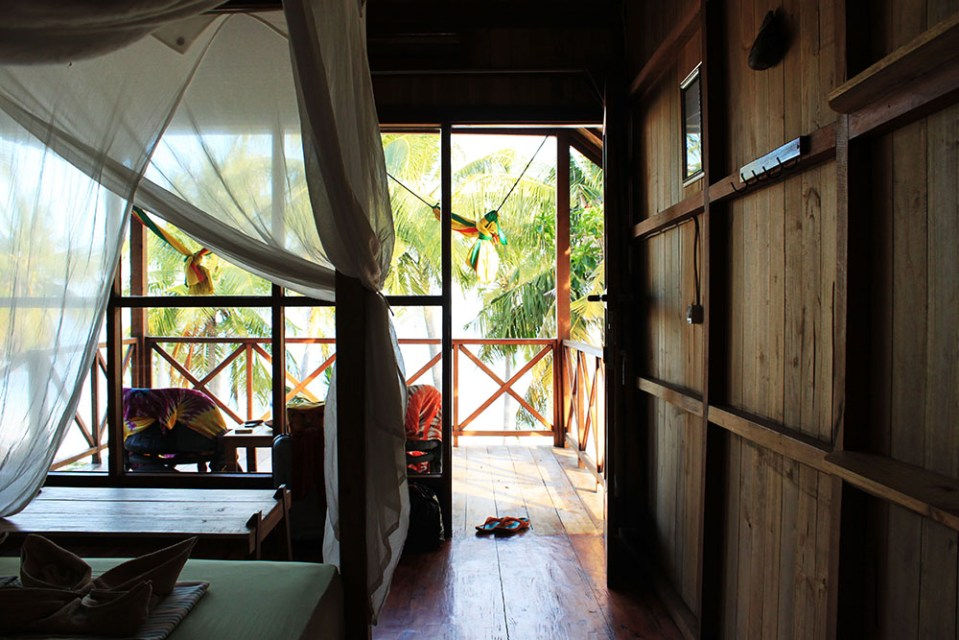 natural beach bungalow in Tanjung Bira, Sulawesi, Indonesia BaraCoco Bungalows