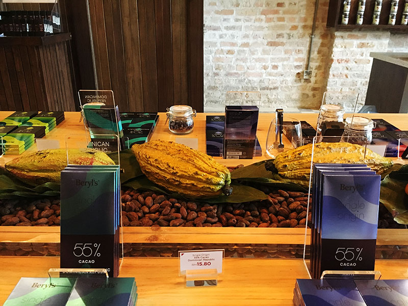 agirlnamedclara beryls premium shop chocolate lorong panggung chinatown kl