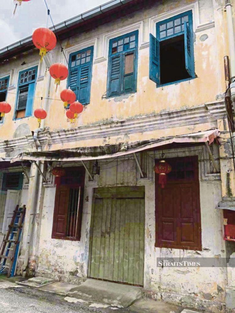 agirlnamedclara lorong panggung chinatown kuala lumpur old vintage decor
