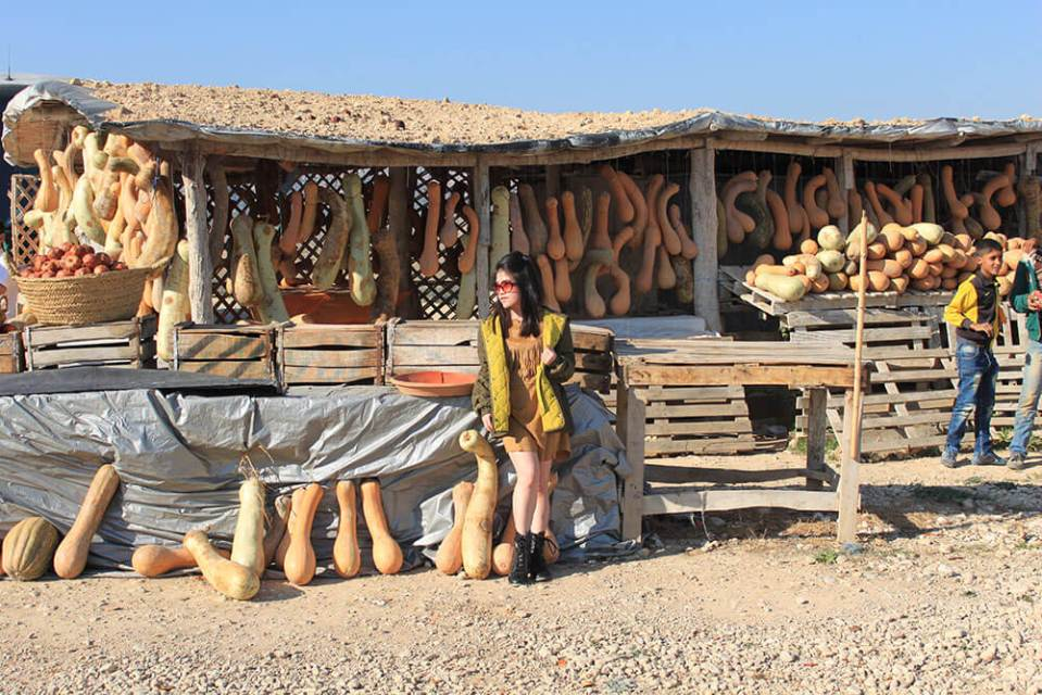 strange weird fruit morocco market travel agirlnamedclara posing