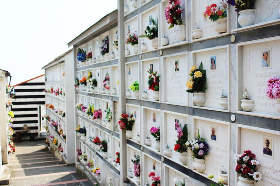 Santuario di Nostra Signora di Reggio beautiful cemetery in Vernazza Cinque Terre Italy agirlnamedclara