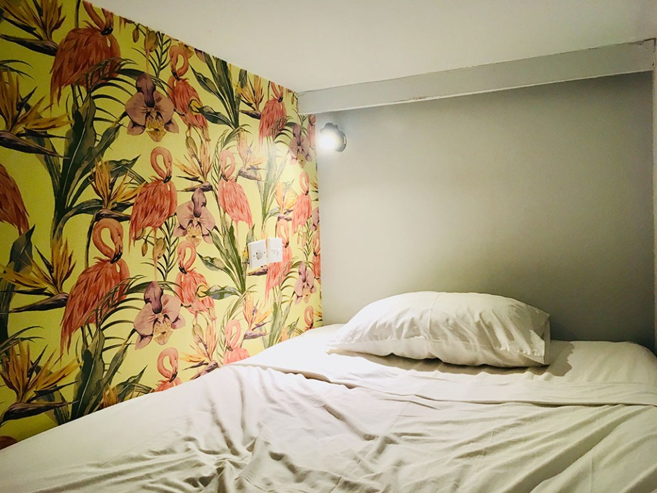 flaubert room bunk bed socialista lifestyle hostel seminyak bali agirlnamedclara