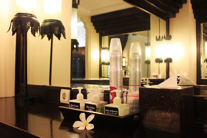 hand body lotion ayana resort and spa bali female changing room_agirlnamedclara