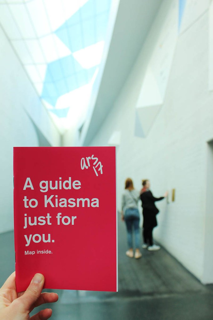 kiasma map guide book contemporary art museum helsinki agirlnamedclara