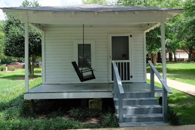 Elvis-Childhood-home,-Tupelo