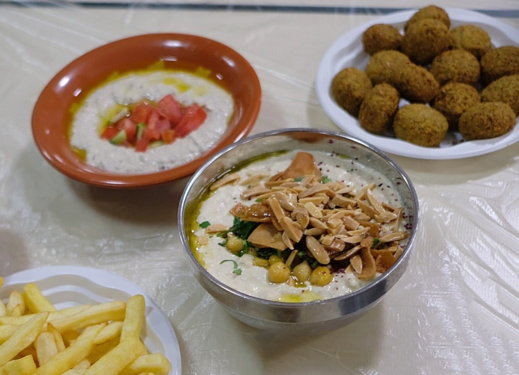 The Complete at Hashem Restaurant