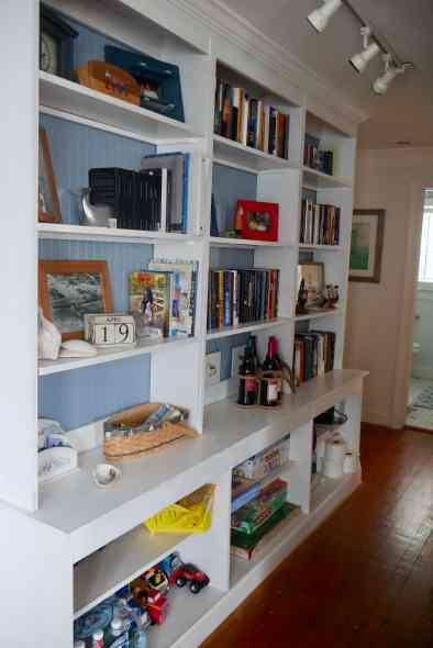 builtin book cases