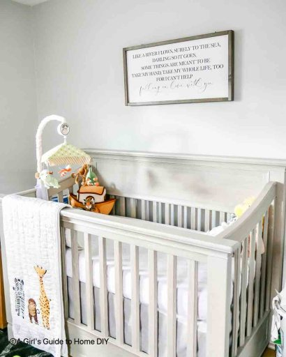 Your Guide To The Perfect Nursery Including The One Thing You Can T Forget