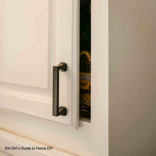 wrong cabinet door
