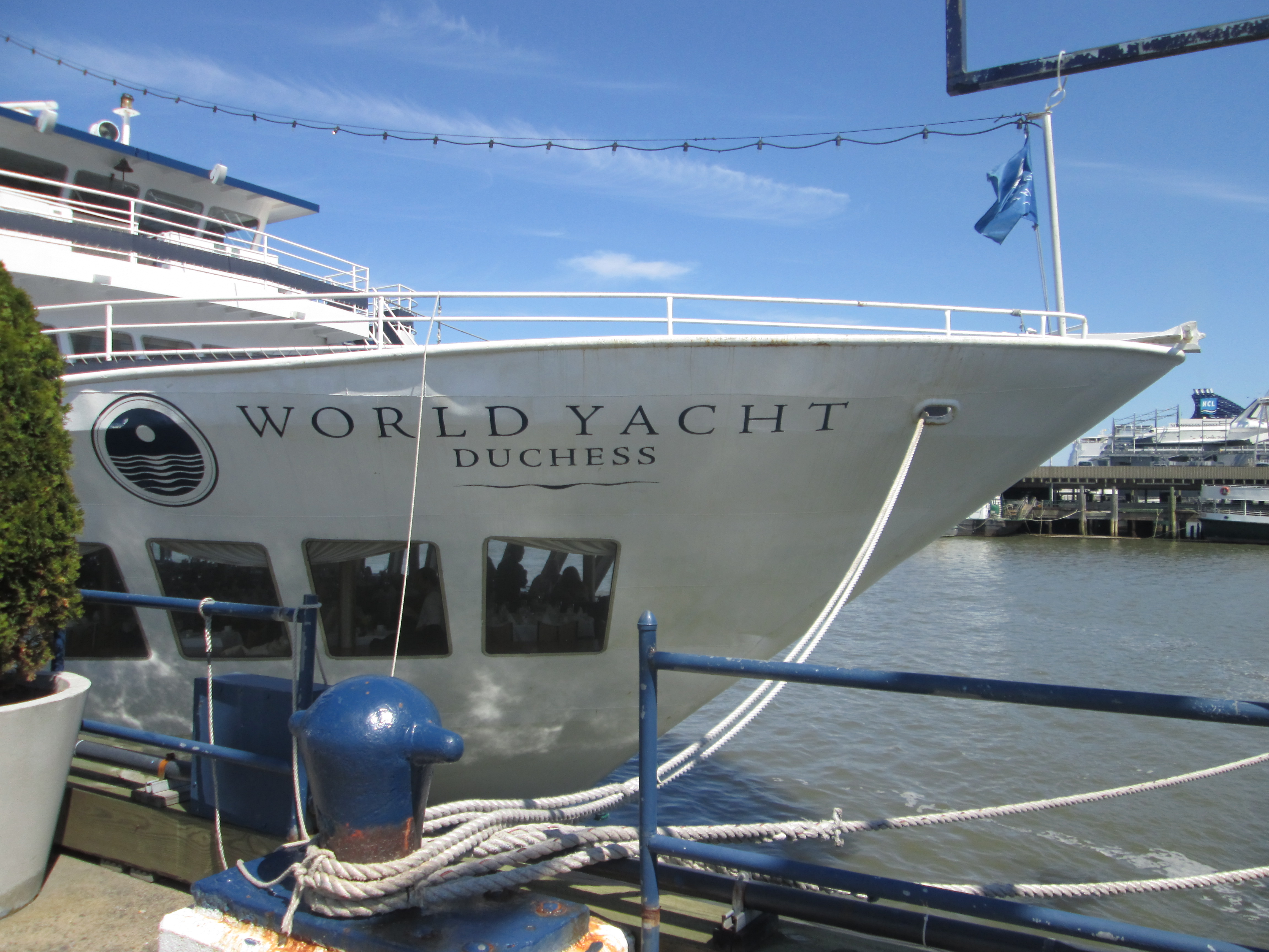 Pier 81 World Yacht Cruises A Girl Travels