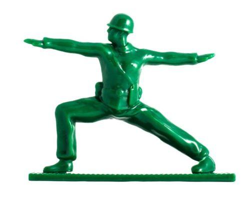 yoga-soldier