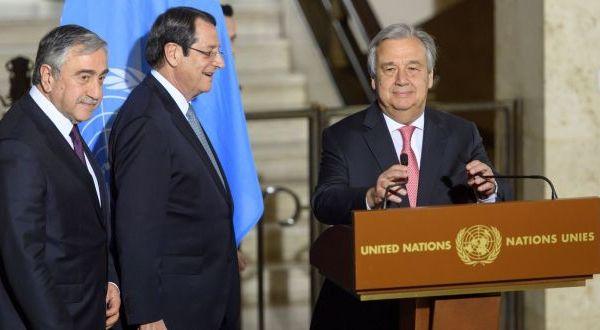 Νέες συνθήκες, νέες ευθύνες – Κυπριακό