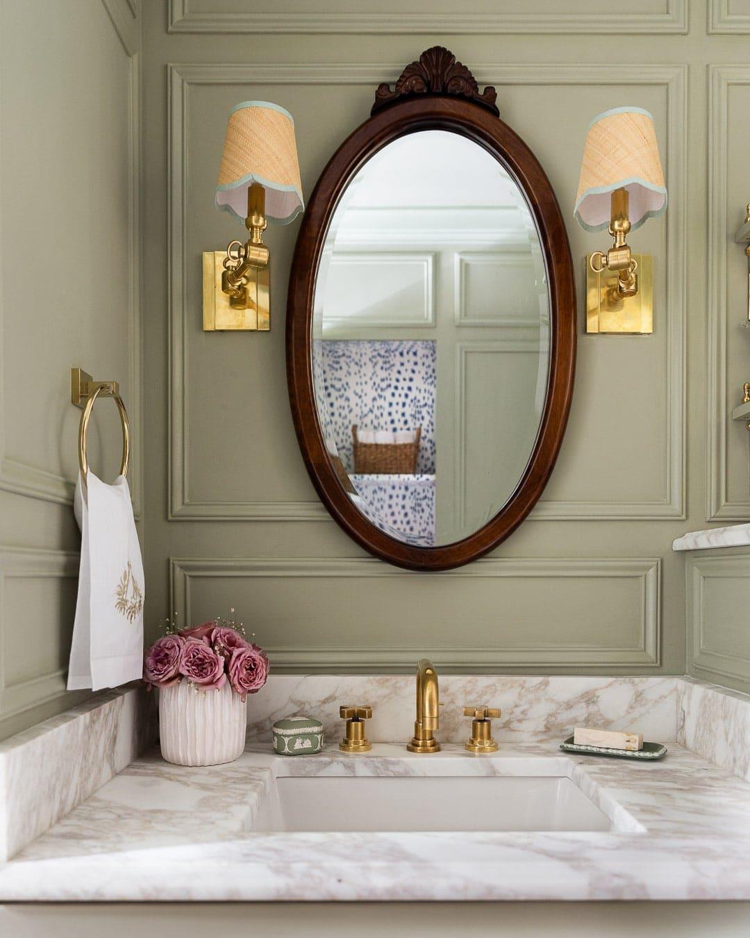 main bathroom one room challenge the