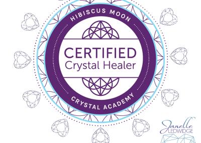 Certified Crystal Healer