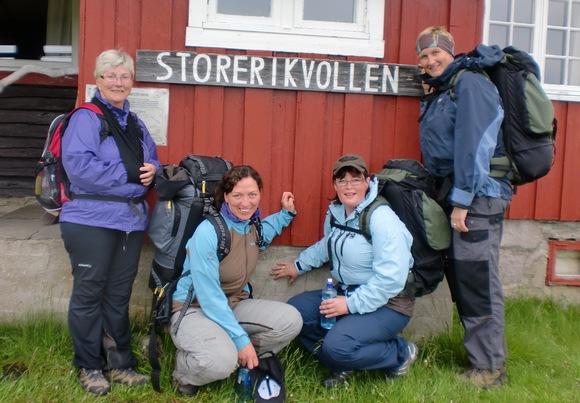 Norge på tvers, nesten