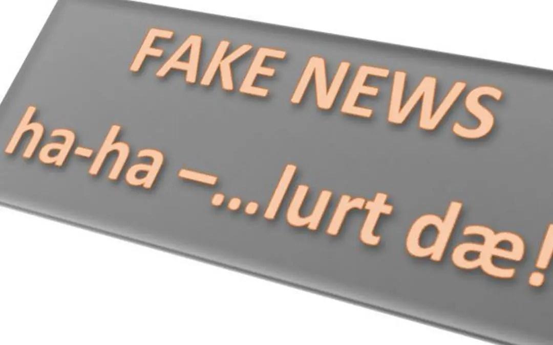 Fakta eller fake news?