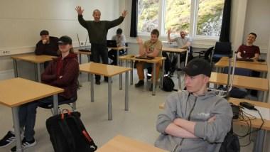 Jubel i TIP-klassen