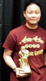 2014 Nationals Outstanding Sr -  Yuxuan Chen
