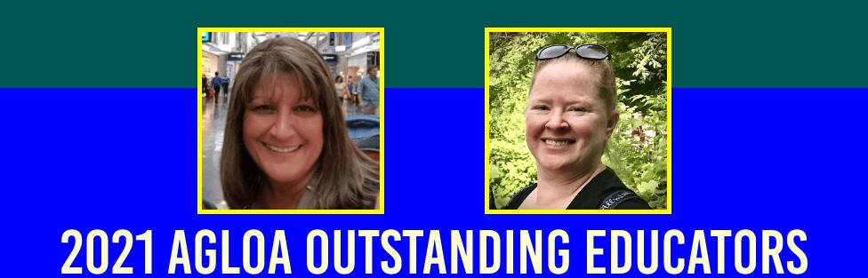 2021 AGLOA Outstanding Educators