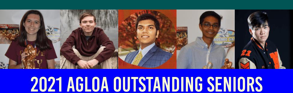 2021 AGLOA Outstanding Seniors