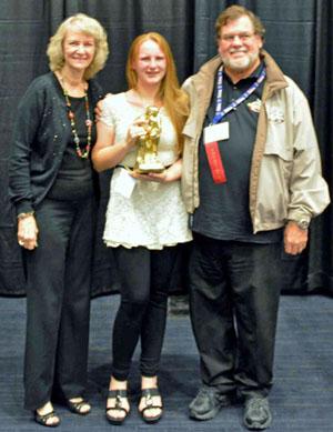 Ellen Bredeweg, Jessica Stone, and Ken Dowling