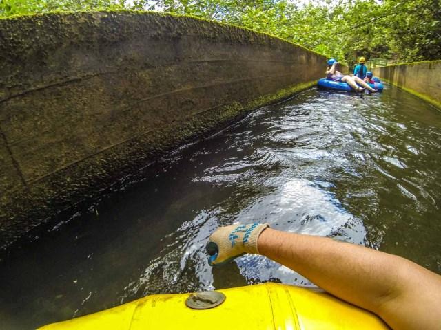 Kauai Tubing Adventure