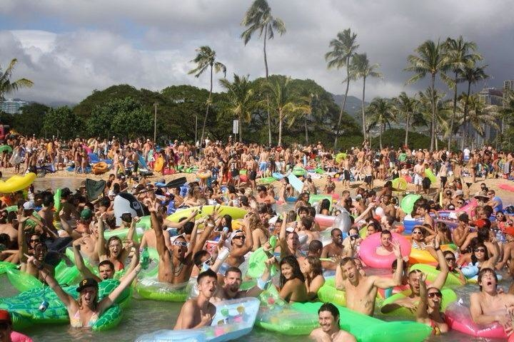 Floatilla Hawaii