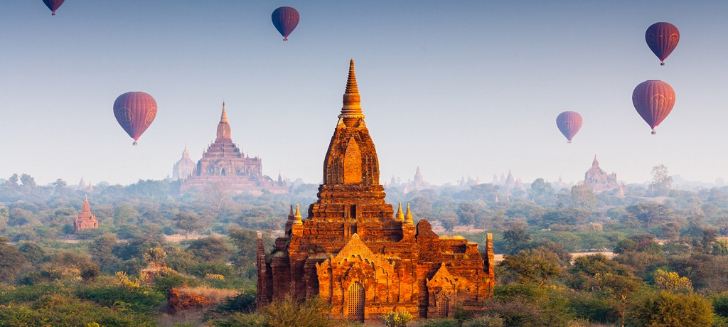 Myanmar Travel Destination 2016