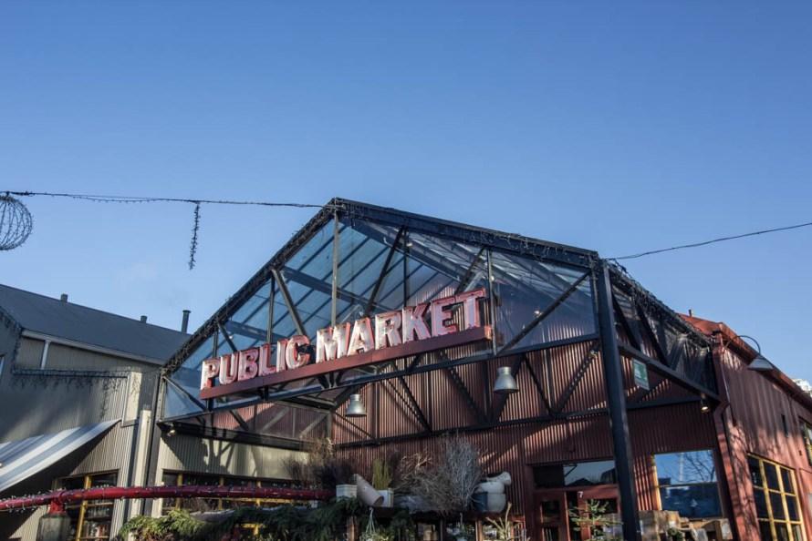 Vancouver Foodie Tour Granville Island Market