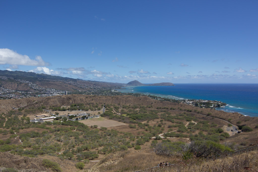 Diamond Head Hike Hawaii