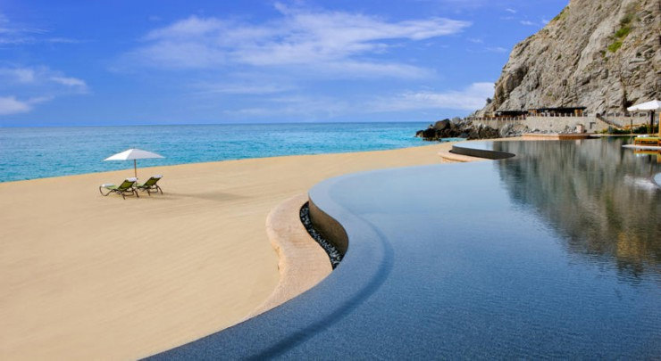 Pedregal Resort Mexico Infinity Pool
