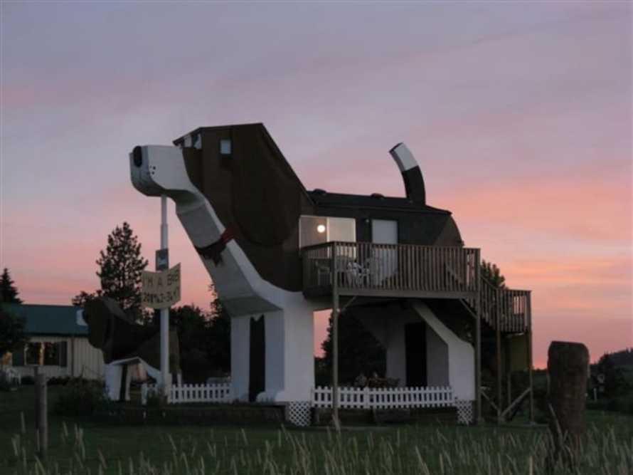 Dog Bark Park Inn Airbnb