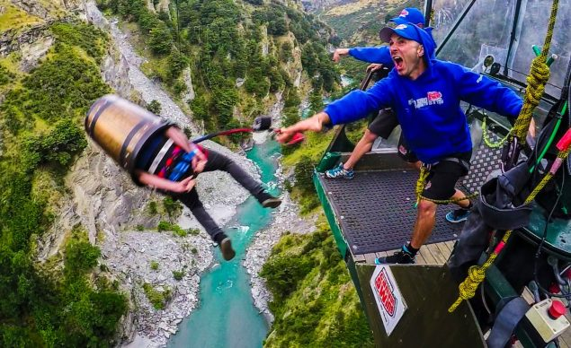 Bungee Jumping New Zealand Queenstown