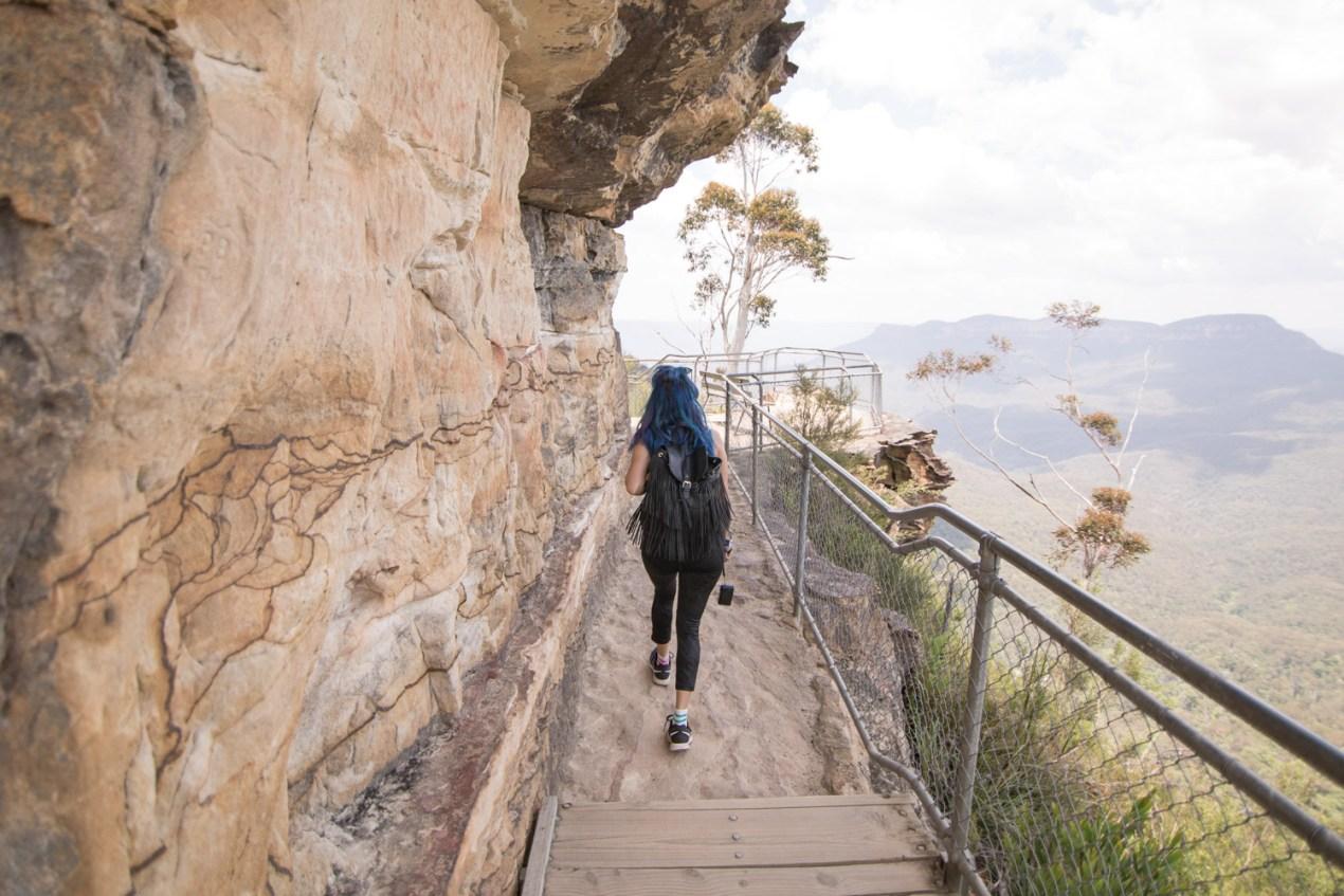 Blue Mountains Scenic World Australia