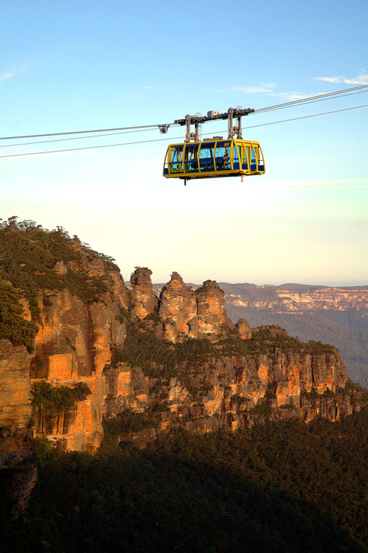 Scenic Skyway Scenic World Australia