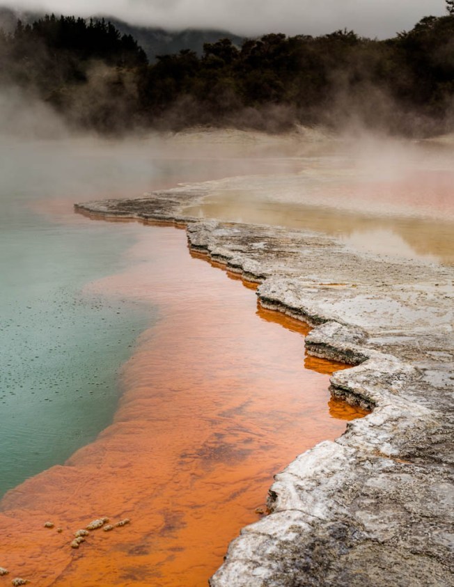 Wai-o-tapu Thermal Wonderland New Zealand