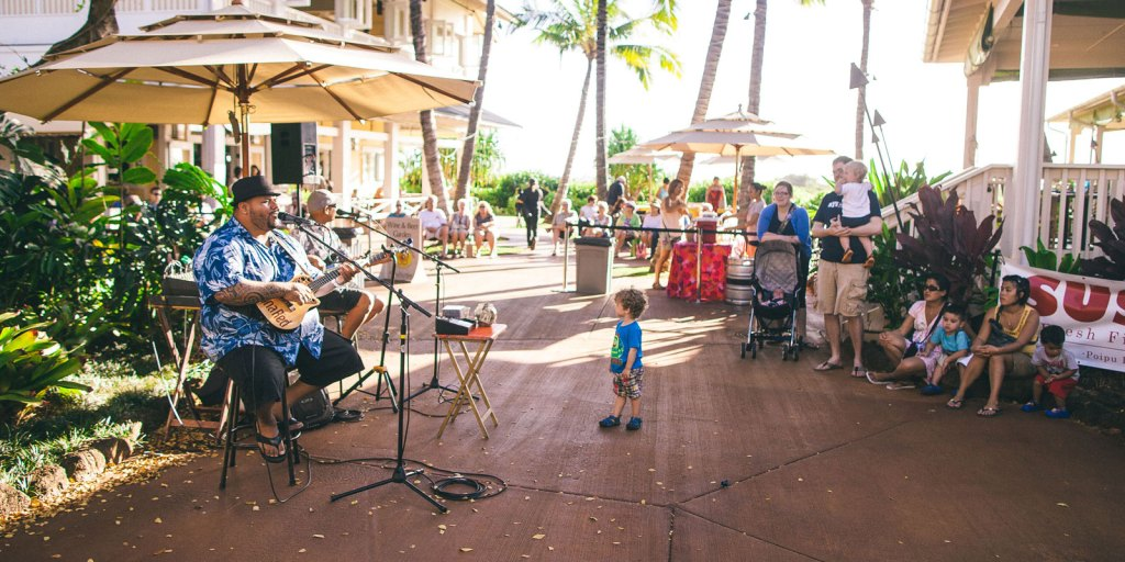 Kauai Culinary Market Hawaii